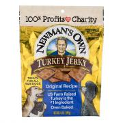 Newman's Own Turkey Jerky Dog Treats