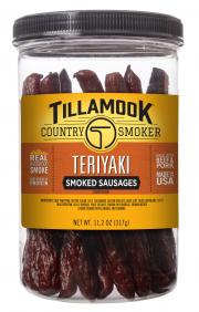 Tillamook Country Smoker Teriyaki Sticks
