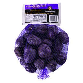 Hannaford Gourmet Baby Purple Potatoes