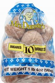 Mrs. Dunster's Sugar Donuts