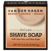 Vander Hagen Deluxe Shave Soap