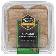 The Worthy Crumb Pastry Co. Ginger Chewy Cookies