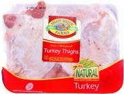 Shady Brook Farms Grade A Fresh Turkey Thighs