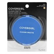 Covergirl Clean Fragrance Free Pressed Powder 525