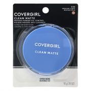 Covergirl Clean Fragrance Free Pressed Powder 535