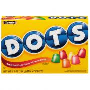 Dots Assorted Flavored Candies Theater Box