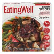 Eating Well Cherry Port Pork
