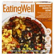 Eating Well Breakfast Burrito Bowl
