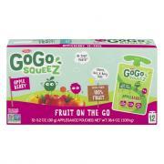 GoGo Squeeze Apple Berry