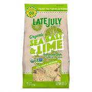 Late July Organic Sea Salt & Lime Tortilla Chips
