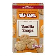 Mi-Del Vanilla Snaps