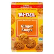 Mi-Del Ginger Snap Cookies