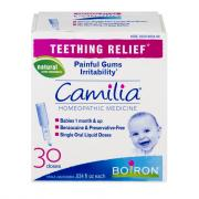 Camilia 30 Dose Teething Relief
