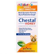 Boiron Children's Chestal Honey Cough Syrup