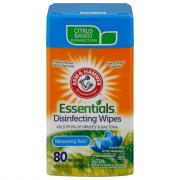 Arm & Hammer Disinfecting Renewing Rain Wipes