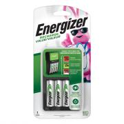 Energizer Value Charger with 4 AA batteries