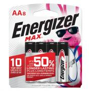 Energizer Max AA Batteries E91MP
