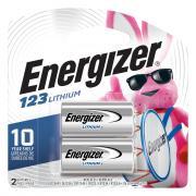 Energizer EL123APB2 Photo Batteries