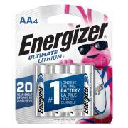 Energizer AA L91BP-4 Batteries