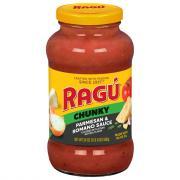 Ragu Hearty Parmesan Romano Spaghetti Sauce