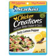 StarKist Chicken Creations Zesty Lemon Pepper