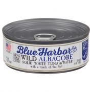 Blue Harbor Albacore Solid White Tuna with Sea Salt