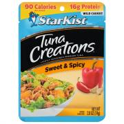StarKist Tuna Creations Sweet & Spicy Pouch