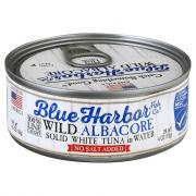 Blue Harbor Albacore Solid White Tuna No Salt Added