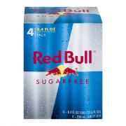 Red Bull Sugar Free Energy Drink