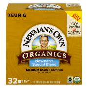 Newman's Own Organic Special Blend Value Pack K-Cup Pods