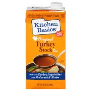 Kitchen Basics Turkey Stock