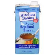 Kitchen Basics Seafood Stock