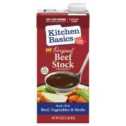 Kitchen Basics Beef Stock