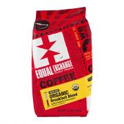 Equal Exchange Organic Breakfast Blend Whole Bean Coffee