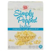 Jolly Time Simply Popped Microwave Popcorn