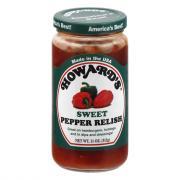 Howard's Sweet Pepper Relish