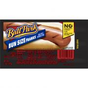 Ball Park Bun Size Meat Franks