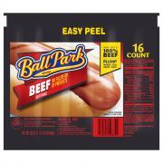 Ball Park Beef Franks Family Pack