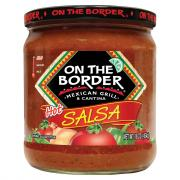 On the Border Hot Salsa
