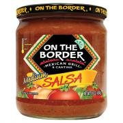 On The Border Medium Salsa