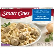 Smart Ones Swedish Meatballs