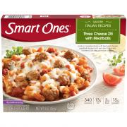 Smart One Ziti with Meatballs