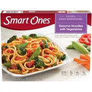 Smart Ones Sesame Noodle with Vegetables
