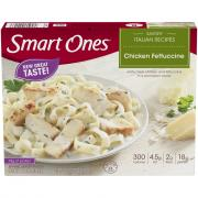 Smart Ones Chicken Fettucini