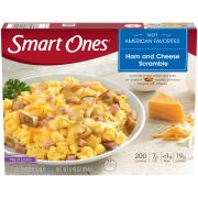 Weight Watchers Smart Ones Ham and Cheese Scramble