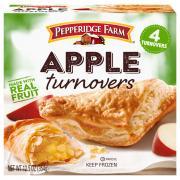 Pepperidge Farm Apple Turnovers