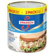Swanson Premium White Chicken