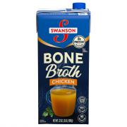 Swanson Bone Chicken Broth