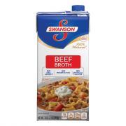 Swanson Beef Broth