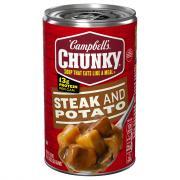 Campbell's Chunky Steak & Potato Soup
